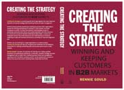 Link to buy Creating The Strategy book by Senior Consulatnt Rennie Gould